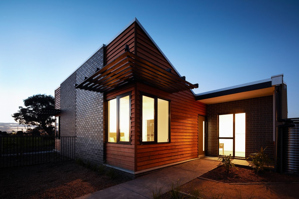 Weatherboards Natural Edge